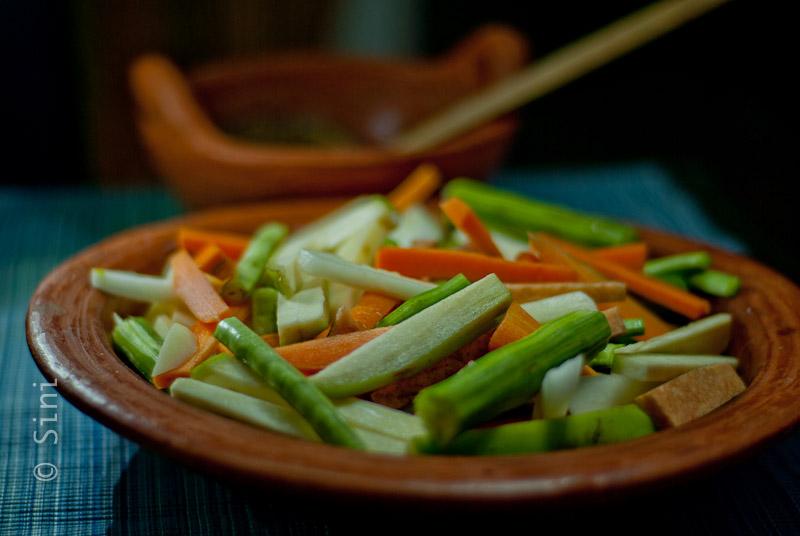 Aviyal Vegetables