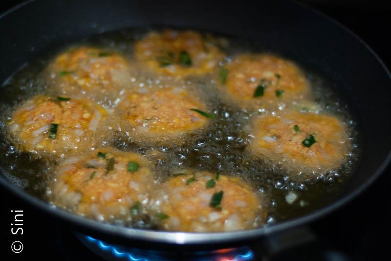 Lentil Fritter 1